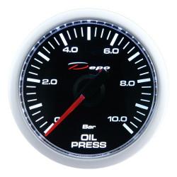 Budík DEPO racing Tlak oleja - Night glow séria