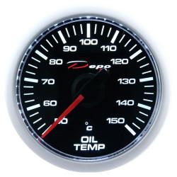 Budík DEPO racing Teplota oleja - Night glow séria