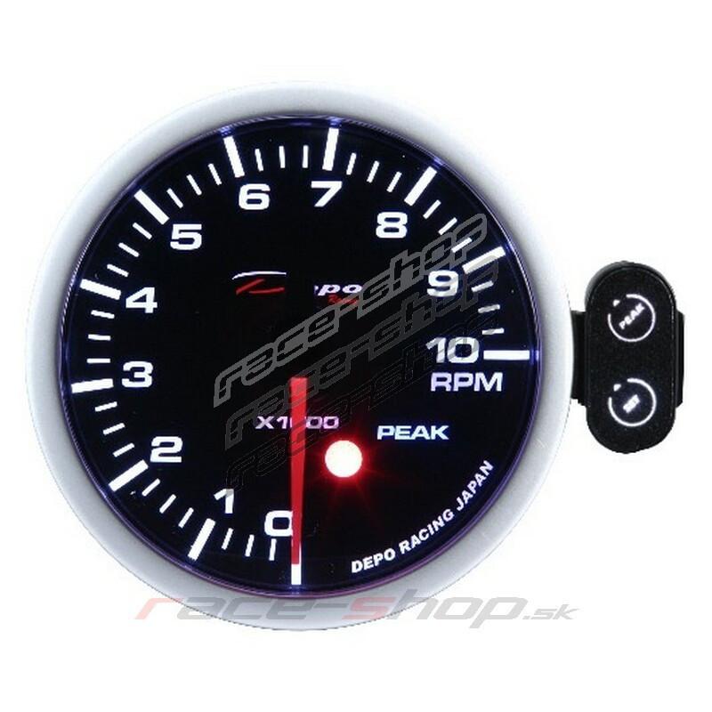 Depo Racing Gauge : Programmable depo racing gauge tachometer race shop sk