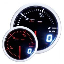 Budík DEPO racing Stav paliva - Dual view séria
