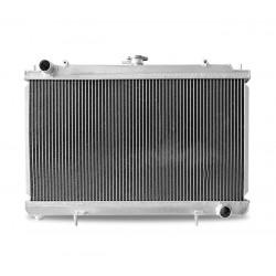 Hliníkový vodný chladič pre Nissan 200Sx S14 S14A S15 Twin Core (95-02)