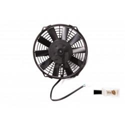 Univerzálny elektrický ventilátor SPAL 225m - sací, 12V