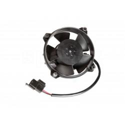 Univerzálny elektrický ventilátor SPAL 96mm - tlačný, 12V