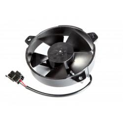 Univerzálny elektrický ventilátor SPAL 130mm - tlačný, 12V