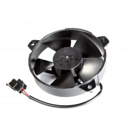 Ventilátory 12V Univerzálny elektrický ventilátor SPAL 130mm - tlačný, 12V | race-shop.sk