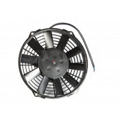 Univerzálny elektrický ventilátor SPAL 225m - tlačný, 12V