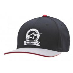 Šiltovka Alpinestars rotary hat čierna