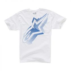 Alpinestars Twig Classic rövid ujjú (T-Shirt) fehér