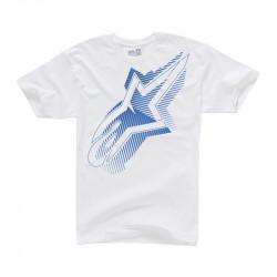 Tričko OMP ayrton senna edition biele