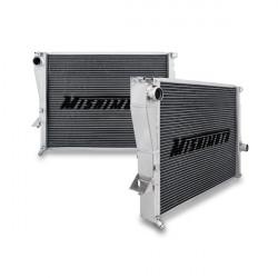 Hlinikový závodný chladič MISHIMOTO - 99-02 BMW Z3 3-rodový