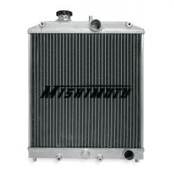 Hlinikový závodný chladič MISHIMOTO - 92-00 Honda Civic , 93-97 Del Sol