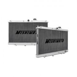 Hlinikový závodný chladič MISHIMOTO - 97-01 Honda Prelude 2.2 Vti / VTi-S