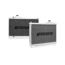 Hlinikový závodný chladič MISHIMOTO - 00-09 Honda S2000 3-rodový
