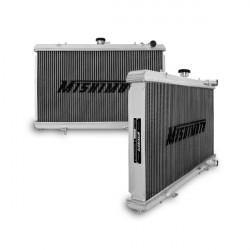 Hlinikový závodný chladič MISHIMOTO - 89-95 Nissan 180SX / 200SX w/ KA, CA
