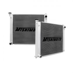 Hlinikový závodný chladič MISHIMOTO - 90-96 Nissan 300ZX Turbo