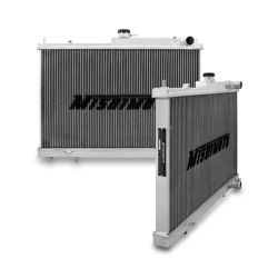 Hlinikový závodný chladič MISHIMOTO - R33/R34 (non-R34 GTR) Nissan Skyline