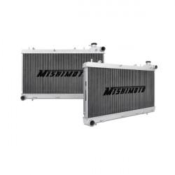Hlinikový závodný chladič MISHIMOTO - 93-98 Subaru Impreza GC8 2.2L
