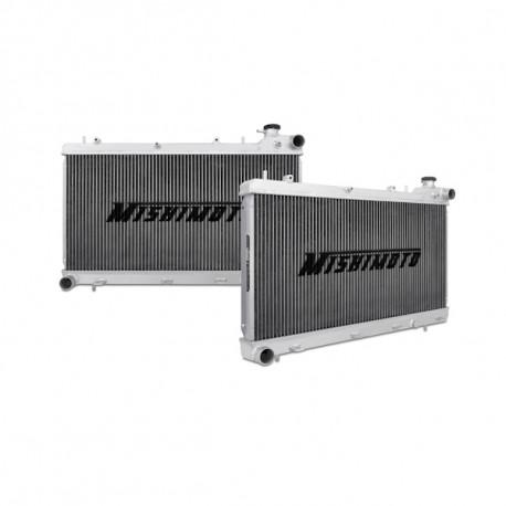 Impreza Hlinikový závodný chladič MISHIMOTO - 93-98 Subaru Impreza GC8 2.2L | race-shop.sk