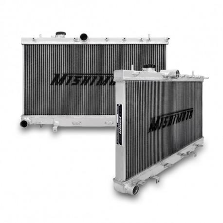 Impreza Hlinikový závodný chladič MISHIMOTO - 01-07 Subaru WRX a STI 3-radový | race-shop.sk