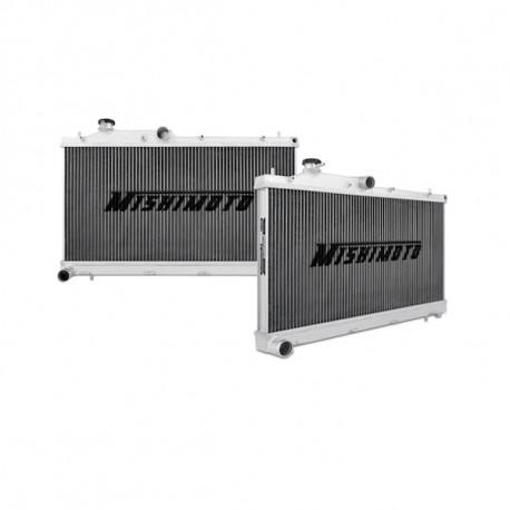 Impreza Hlinikový závodný chladič MISHIMOTO - 2008+ Subaru WRX a STI 3-radový   race-shop.sk