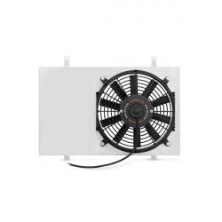 Sahara ventilátora pre závodný chladič MISHIMOTO - Sada - R33/R34 (non-GT-R R34) Nissan Skyline