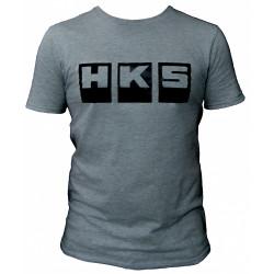Races rövid ujjú (T-Shirt) HKS Szürke