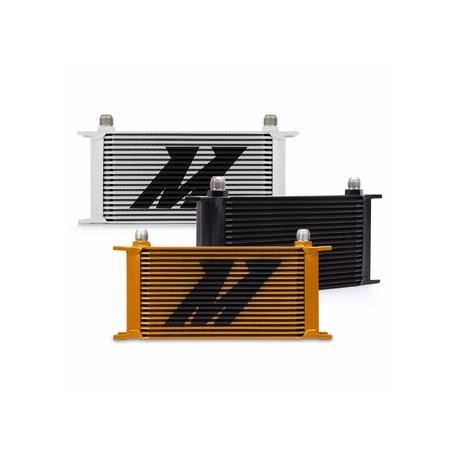 Univerzálne olejové chladiče 19 radový olejový chladič Mishimoto 330x165x50mm | race-shop.sk
