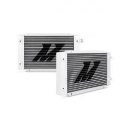 19 radový olejový chladič Mishimoto (Dual pass) 380x210x45mm
