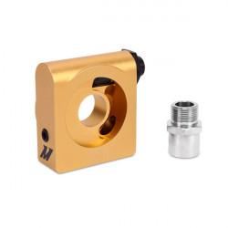 Mishimoto Adaptér pod olejový Filter - (zadné uchytenie termostatu) - M22 X 1.5