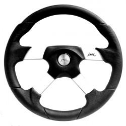 Športový volant Luisi Vega 350mm, polyuretán, bez odsadenia