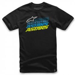 Tričko Alpinestars Hashed čierne
