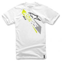Alpinestars Precise rövid ujjú (T-Shirt) fehér