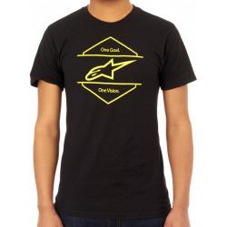 Alpinestars Bolt rövid ujjú (T-Shirt) fekete