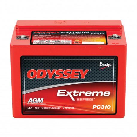 Autobatérie, boxy, držiaky Gélová autobatéria Odyssey Racing EXTREME 8 PC310, 8Ah, 310A | race-shop.sk