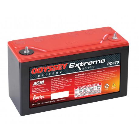 Autobatérie, boxy, držiaky Gélová autobatéria Odyssey Racing EXTREME 15 PC370, 15Ah, 425A | race-shop.sk