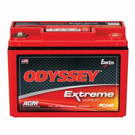 Autobatérie, boxy, držiaky Gélová autobatéria Odyssey Racing EXTREME 20 PC545, 13Ah, 460A | race-shop.sk