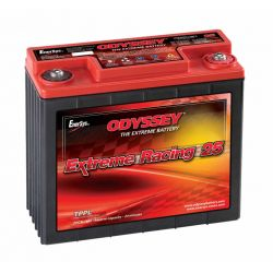 Gélová autobatéria Odyssey Racing EXTREME 25 PC680, 16Ah, 520A.