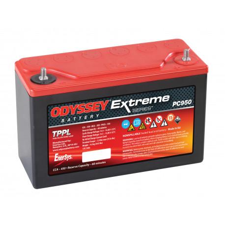 Autobatérie, boxy, držiaky Gélová autobatéria Odyssey Racing EXTREME 30 PC950, 34Ah, 950A   race-shop.sk