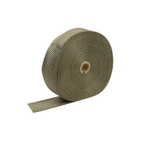 Izolačné pásky na výfuk Termo izolačná páska na zvody a výfuk, titán 50mm x 10m x 2mm | race-shop.sk