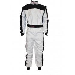 Zateplená kombinéza RACES Winter Champion čierna