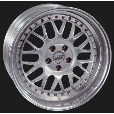 """Závodný disk BRAID Serie GT 17"""""""