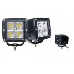 Prídavné LED svetlo 12W (rozptýlený lúč)