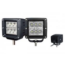 Prídavné LED svetlo 18W (bodový lúč)