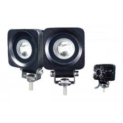 Prídavné LED svetlo 10W (rozptýlený lúč)