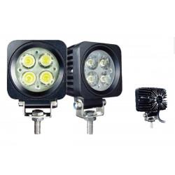 Prídavné LED svetlo 12W (bodový lúč)