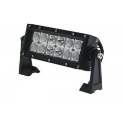 Prídavné LED svetlo - rampa 36w 271x111mm