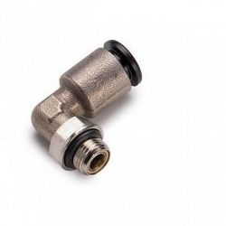 OMP - 90 ° koncovka pre rozvod hasiacich systémov 8mm