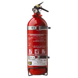 Ručný hasiaci prístroj 2kg OMP s FIA