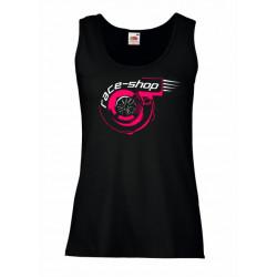 Races női trikó Turbo fekete