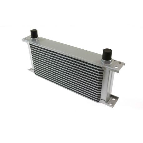 Univerzálne olejové chladiče 16 radový olejový chladič 330x125x50mm | race-shop.sk